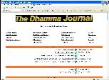 Dhamma Journal in English